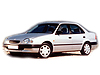 Toyota Corolla four door saloon (1997 to 2000)