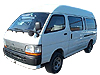 Toyota HiAce H2 (semi-high roof) (1983 to 1995)