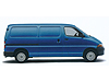 Toyota HiAce L2 (LWB) (1996 to 2012) :also known as - Toyota Hi Ace Powervan LWB