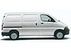 Toyota HiAce L1 (SWB) (1996 to 2012)  fits four door models:also known as - Toyota Hi Ace Powervan SWB