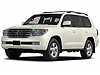 Toyota Land Cruiser V8 (2008 onwards) :also known as - Toyota Land Cruiser Amazon, Toyota Land Cruiser 200