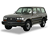 Toyota Land Cruiser 80 VX/Amazon (1990 to 1997)