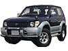 Toyota Land Cruiser 90 three door (1996 to 1999)