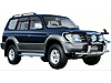 Toyota Land Cruiser 90 five door (1996 to 1999)