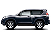 Toyota Land Cruiser LC three door (2010 onwards)  :