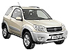 Toyota RAV 4 three door (2000 to 2006)  :