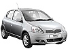 Toyota Yaris five door (1999 to 2006)  :also known as - Toyota Vitz five door