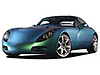 TVR T350C / T350T (2003 to 2006) :