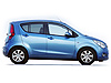 Vauxhall Agila (2008 onwards)  :