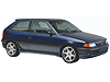 Vauxhall Astra three door (1992 to 1998)  :