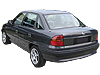 Opel Astra four door saloon (1992 to 1998)