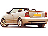 Vauxhall Astra cabriolet (2000 to 2005)