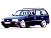 Vauxhall Astra estate (1992 to 1998)  :