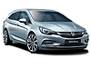 Vauxhall Astra Sports Tourer (2015 onwards)  :