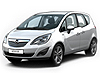 Vauxhall Meriva (2010 onwards)