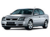 Opel Vectra four door saloon (2002 to 2008)