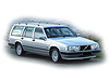 Volvo 940 estate (1990 to 1996)