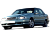 Volvo S70 four door saloon (1997 to 2000)  :