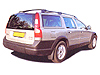 Volvo V70 XC estate (2000 to 2003)