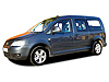 Volkswagen VW Caddy Maxi Life (2008 to 2011)  :also known as - Volkswagen Caddy 3 Maxi Life Type 2K & 2KN