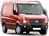 Volkswagen Crafter L1 (SWB) H1 (low roof) (2006 onwards)