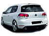 Volkswagen VW Golf three door (2009 to 2013)