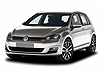 Volkswagen VW Golf five door (2013 onwards)
