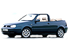 Volkswagen Golf cabriolet (1999 to 2002)