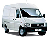Volkswagen VW LT L2 (MWB) H2 (high roof) (1996 to 2006)  high roof:also known as - Volkswagen LT MWB high roof