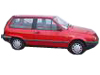 Volkswagen VW Polo three door (1990 to 1995)  :also known as - Volkswagen Polo II wagon three door (86C)