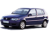 Volkswagen VW Polo five door (2000 to 2002)  :also known as - Volkswagen Polo III five door (6N2)