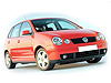 Volkswagen VW Polo five door (2002 to 2005)