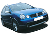 Volkswagen VW Polo Dune five door (2003 to 2006)  :also known as - Volkswagen Polo IV Fun five door (9N)