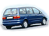 Volkswagen VW Sharan (1995 to 2000)