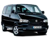 Volkswagen VW T4 Multivan / Shuttle (1997 to 2002)  Not for vehicles with Brink tow bars: