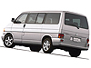 Volkswagen VW Caravelle (1991 to 1997)  :also known as - Volkswagen T4 Caravelle