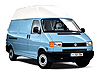 Volkswagen VW T4 Transporter L2 (LWB) H2 (high roof) (1991 to 2002)