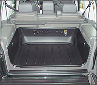 Carbox Short High Liner in Land Rover Discovery