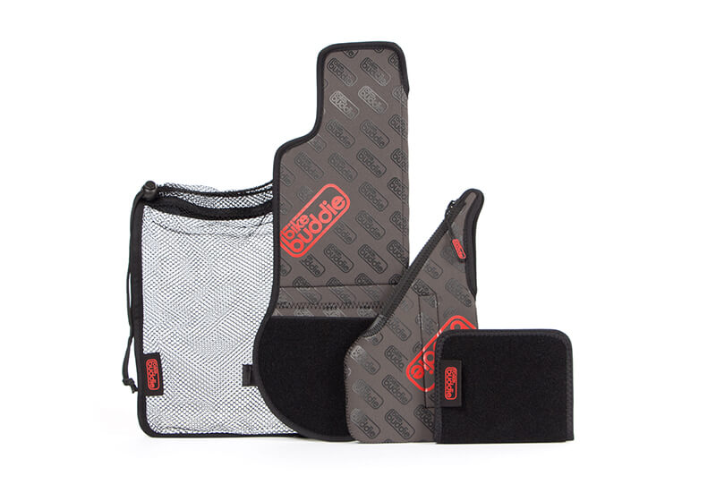 :Bikebuddie Full protection kit for one bike