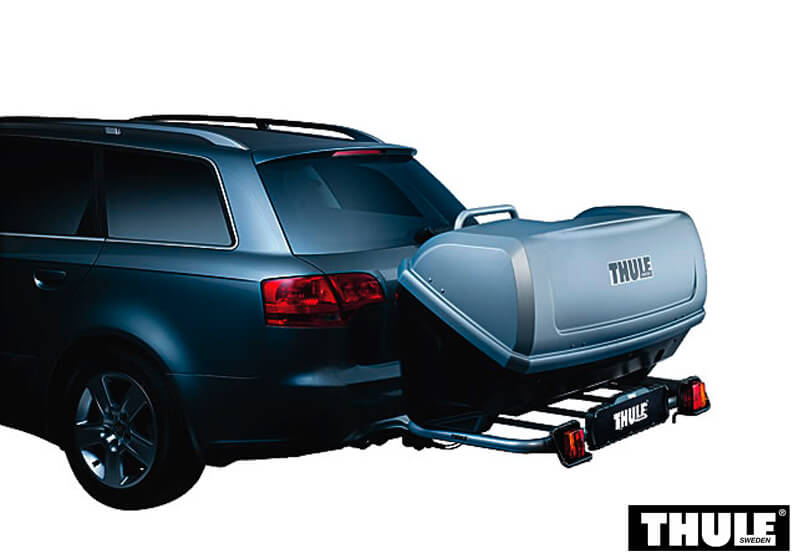 :Thule BackUp rear storage box no. 900 - return no. 666