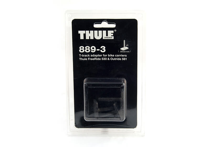 :Thule 530/532/561 T-track adapter set (30 x 24mm) for BMW aerobars, no. 889-3