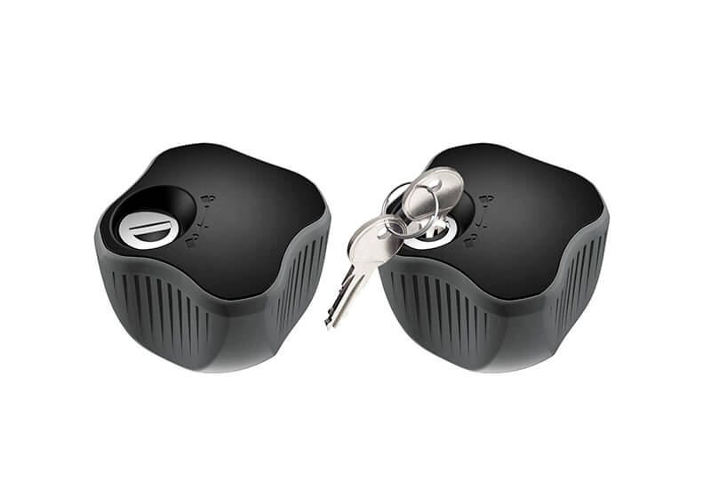 :Thule locking knob (x2) no. 526
