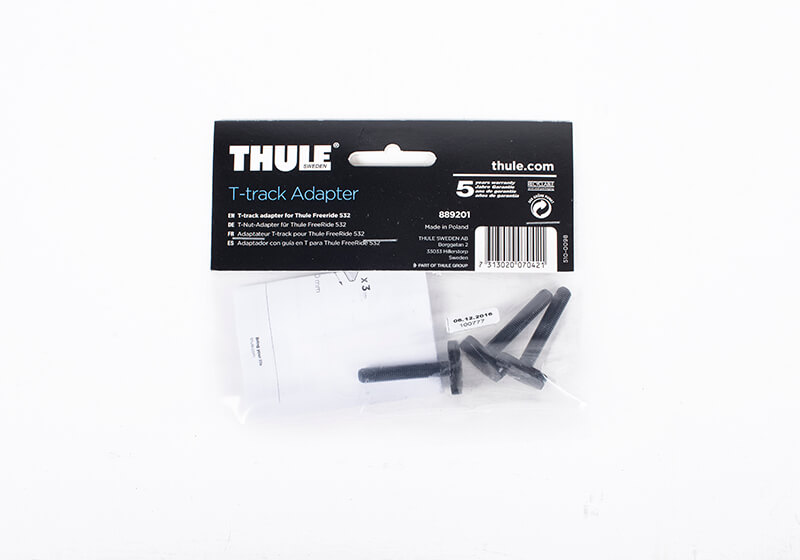 :Thule T-track aerobar adapter set for Freeride 530/532 no. 889-2