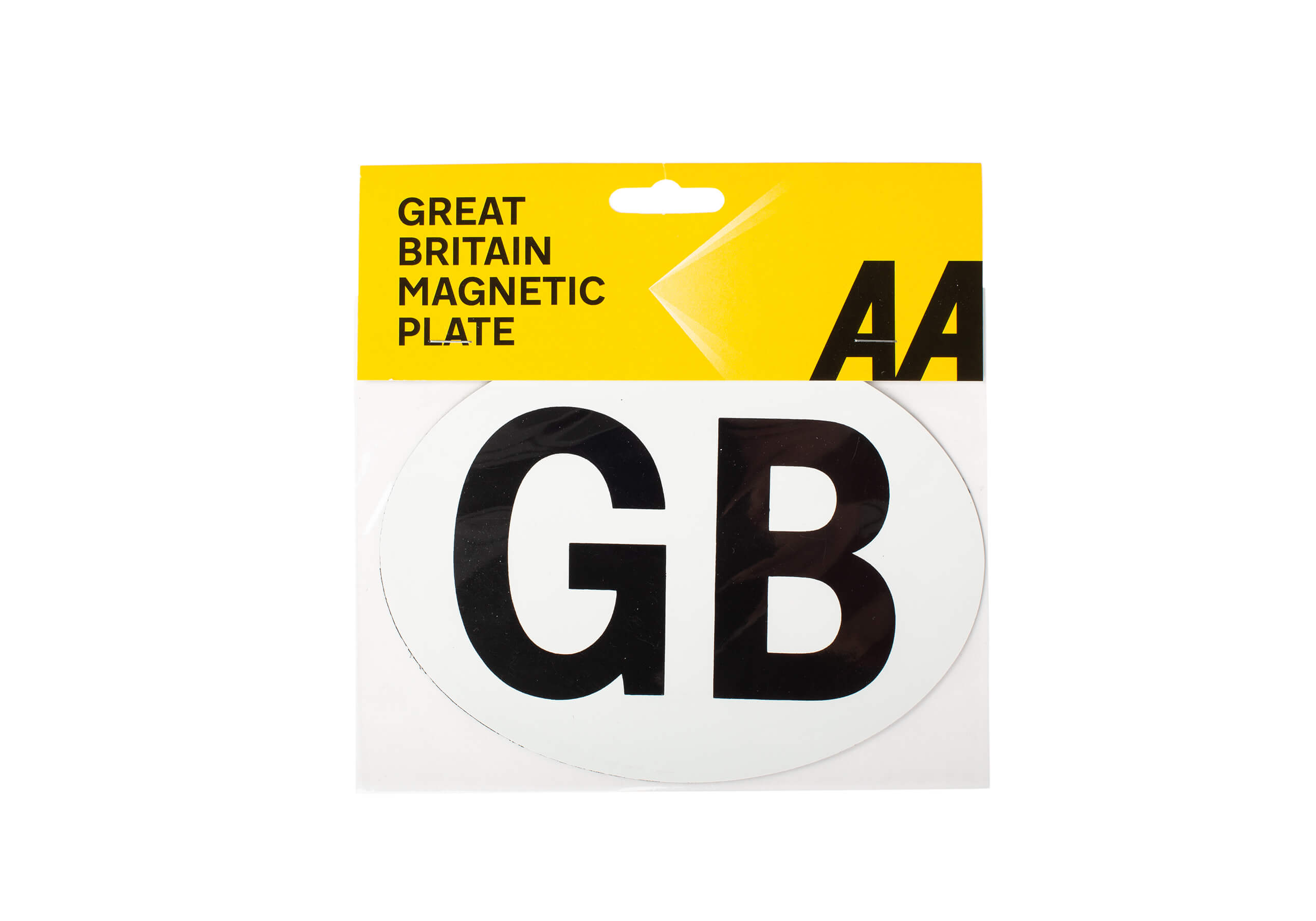 :AA magnetic GB badge