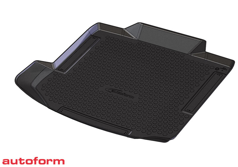 Autoform boot liner, black, no. ATL62010