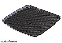 Seat Leon five door (2005 to 2013) :Autoform boot liner, black, no. ATL61640
