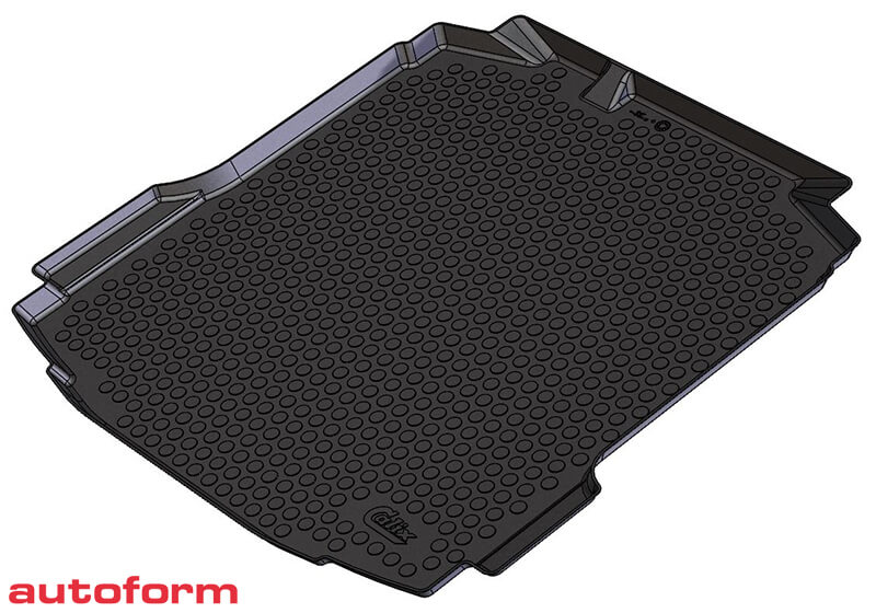 Autoform boot liner - Skoda Rapid / Seat Toledo (13 on), no ATL61651