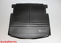 Volkswagen VW Touran (2003 to 2010) :Autoform boot liner, black, no. ATL51103