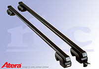 Vauxhall Vectra estate (1997 to 2003) :Atera SIGNO ASR carrier - 110cm AR2110 (includes locks)