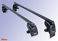 Fiat Punto three door (2006 to 2009):Atera SIGNO AS steel roof bars no. AR4079